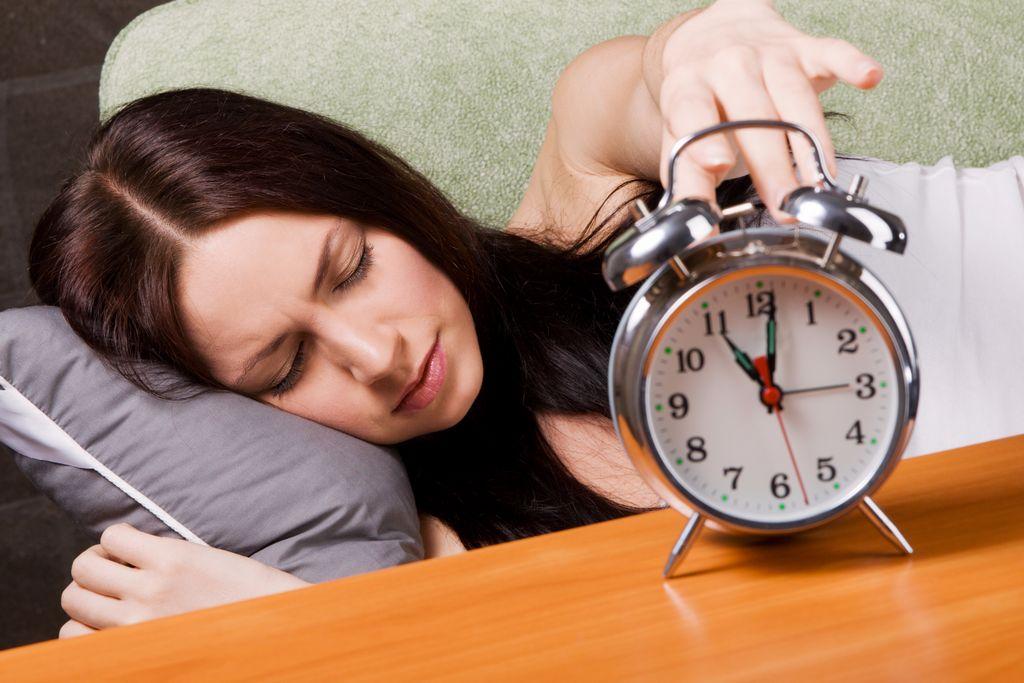 Ngủ nướng là lý do khiến bạn không thể tăng-cân.