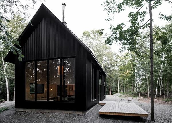 Gợi ý tuyệt vời cho đại gia thích làm nhà trong rừng - Ảnh 3