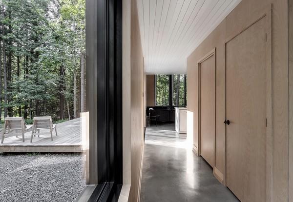 Gợi ý tuyệt vời cho đại gia thích làm nhà trong rừng - Ảnh 6
