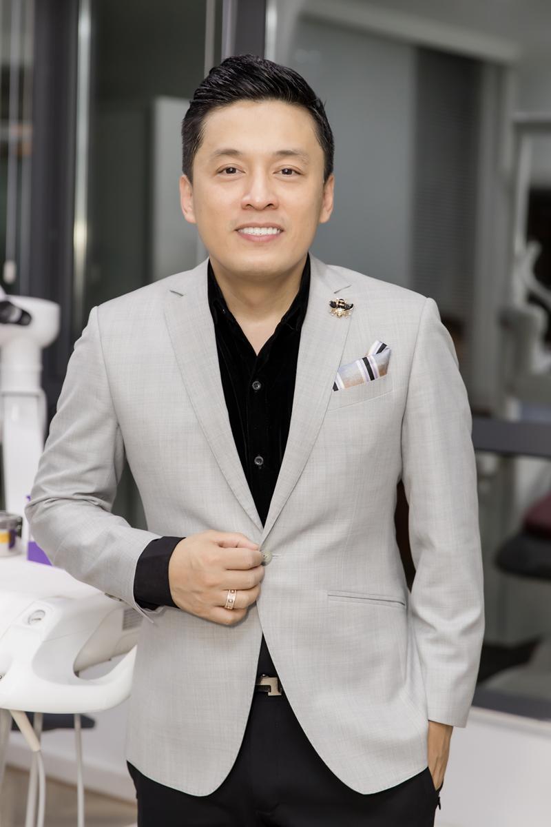 Lam Trường, Đan Trường và nhóm Monstar hội ngộ chúc mừng HH Thu Hoàng - Ảnh 2