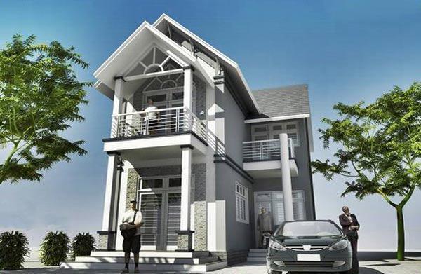 Những mẫu nhà 2 tầng đẹp cho gia đình đông người ở thoải mái - Ảnh 2