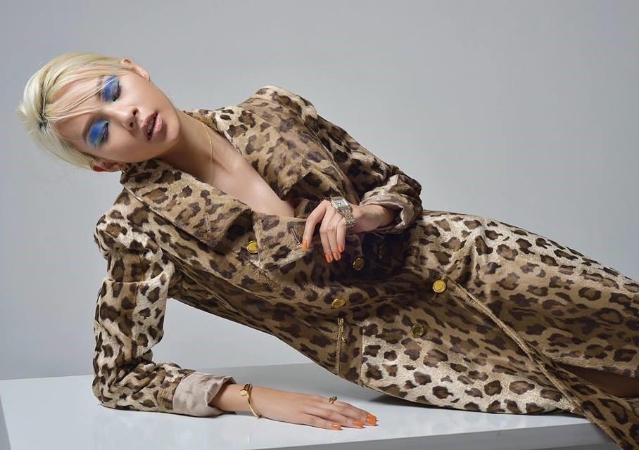 Phí Phương Anh 'cực ngầu' khi diện trang phục họa tiết da báo - món đồ khó mặc nhất 2018 - Ảnh 6