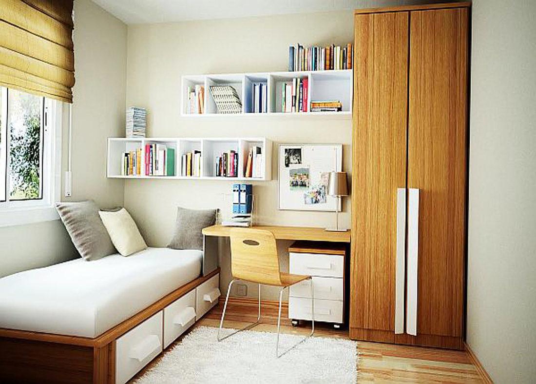Ngẩn ngơ những mẫu phòng ngủ siêu nhỏ, siêu xinh dành cho nhà chật - Ảnh 8