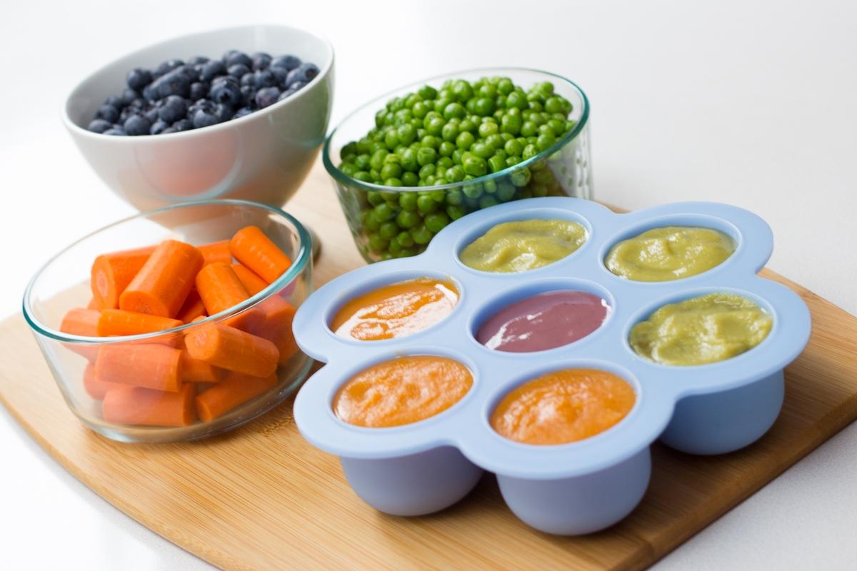 Bật mí công thức nấu nước dùng từ các loại rau củ thơm ngọt cho bé ăn dặm - Ảnh 6