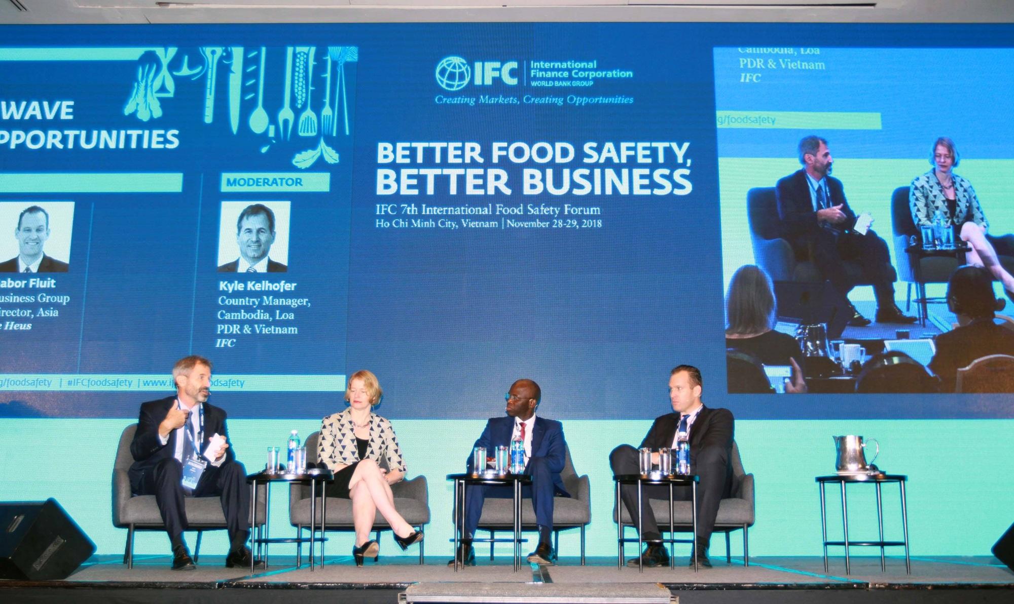Việt Nam thiệt hại khoảng 700 triệu USD/năm vì mất an toàn thực phẩm - Ảnh 1
