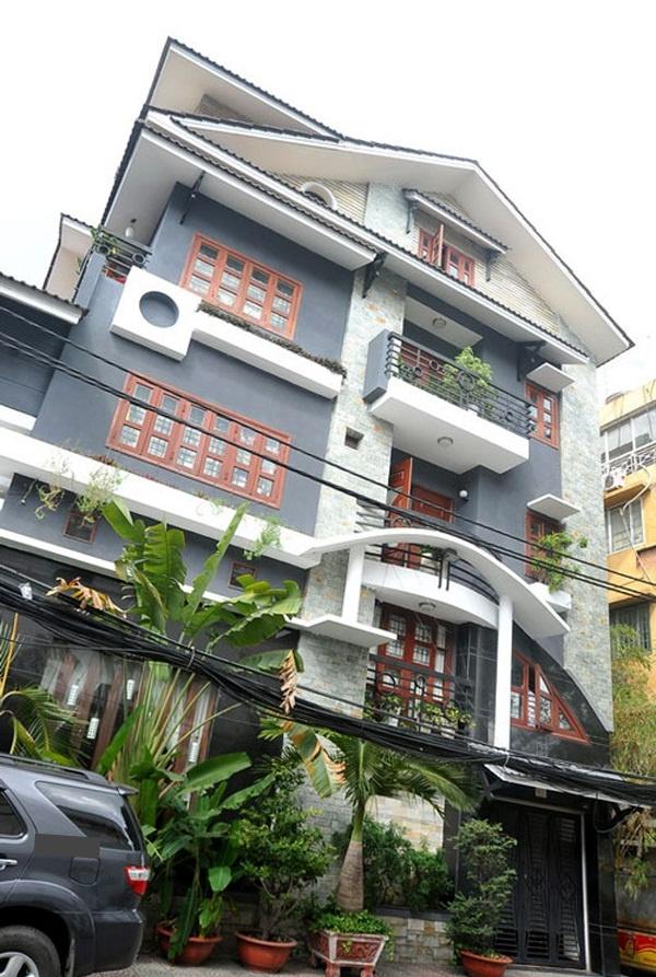 'Hoa mắt' với căn nhà 2 triệu đô ngập đầy gỗ quý của Lý Hải - Minh Hà - Ảnh 3