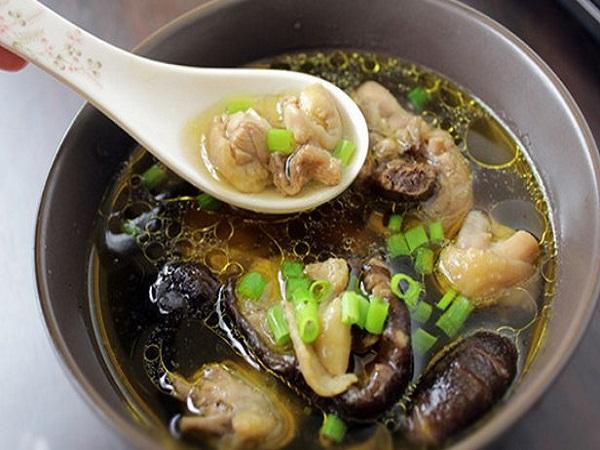 Món thịt dê hầm tỏi có tác dụng bổ thận tráng dương, sinh tinh ích tủy