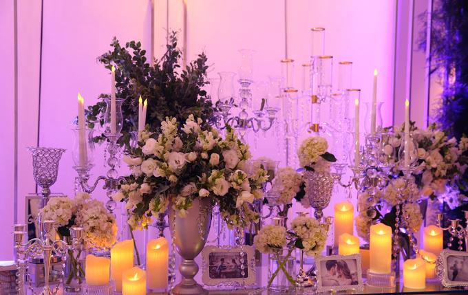 Livestream: Ưng Hoàng Phúc - Kim Cương rạng rỡ đón khách mời đến đám cưới - Ảnh 3