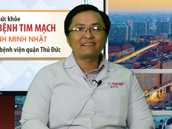 Bác sĩ Huỳnh Minh Nhật, khoa Hồi sức Tim mạch, bệnh viện quận Thủ Đức