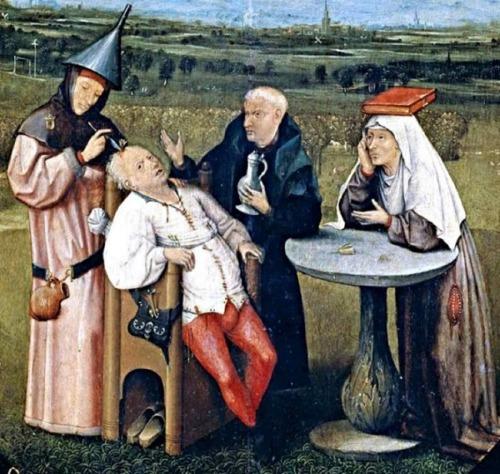 Những cách chữa bệnh kỳ lạ của người cổ đại - Ảnh 3