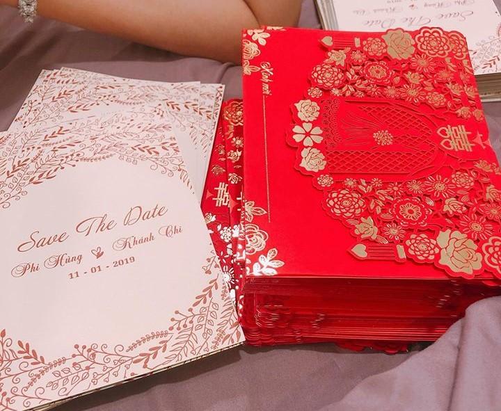 Lâm Khánh Chi chuẩn bị lên chức mẹ, tổ chức tiệc kỉ niệm 1 năm ngày cưới - Ảnh 2