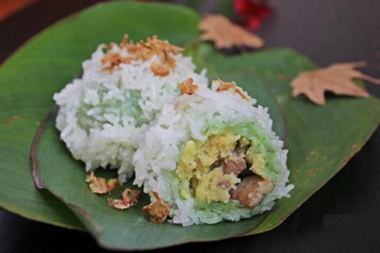 Bánh khúc cũng góp mặt trong những món ăn truyền thống vào dịp Tết Đoan Ngọ - Ảnh minh họa: Internet