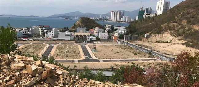 Khánh Hòa: Doanh nghiệp bất động sản đua nhau cạo trọc núi Cô Tiên - Ảnh 1