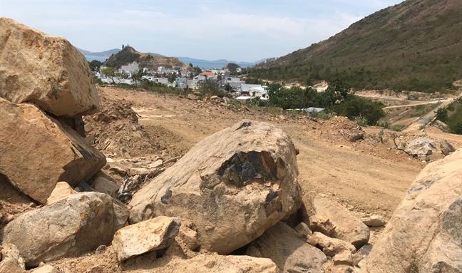 Khánh Hòa: Doanh nghiệp bất động sản đua nhau cạo trọc núi Cô Tiên - Ảnh 5