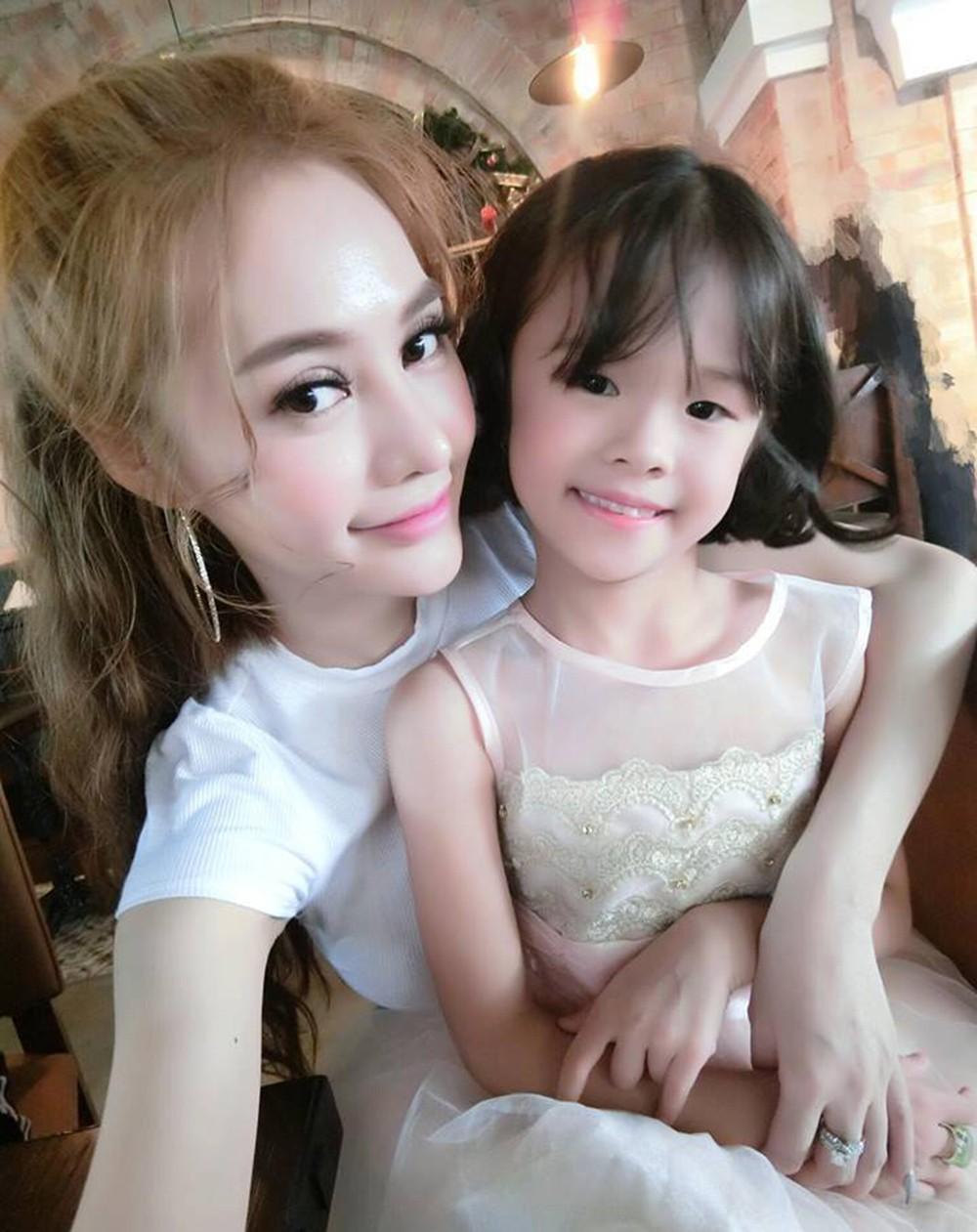 Linh Chi lần đầu nói về mối quan hệ với con gái riêng của Lâm Vinh Hải - Ảnh 2