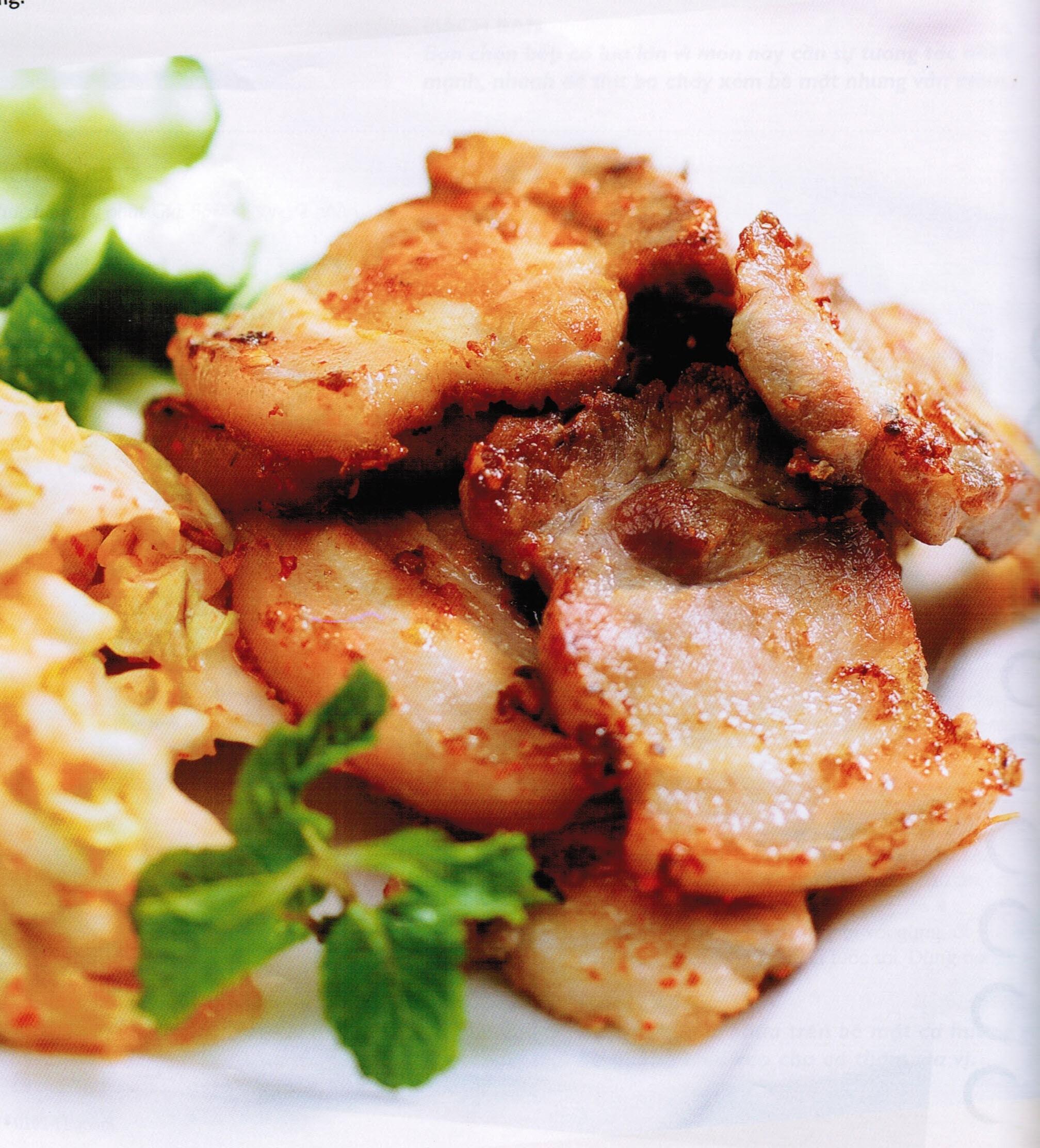 Cách làm món thịt ba chỉ nướng mềm ngon, thơm lừng gian bếp - Ảnh 4
