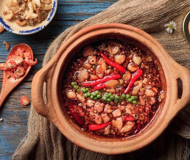 Món kho quẹt với nguyên liệu dễ tìm, chế biến đơn giản mà mang lại hương vị thơm ngon và giàu dinh dưỡng