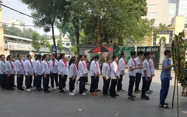 Tang lễ nguyên Tổng bí thư Đỗ Mười tổ chức theo nghi thức Quốc tang - Ảnh 12