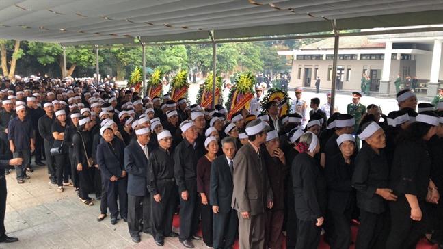 Tang lễ nguyên Tổng bí thư Đỗ Mười tổ chức theo nghi thức Quốc tang - Ảnh 5