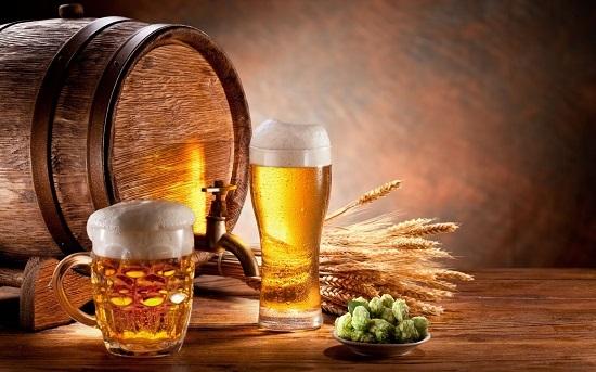 Trắng da từ bia kết hợp dầu jojoba cho công thức dưỡng da toàn thân nhiều tác dụng