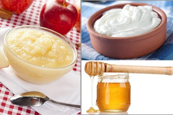 Trắng da từ mật ong và sữa chua là công thức nhiều chị em yêu thích