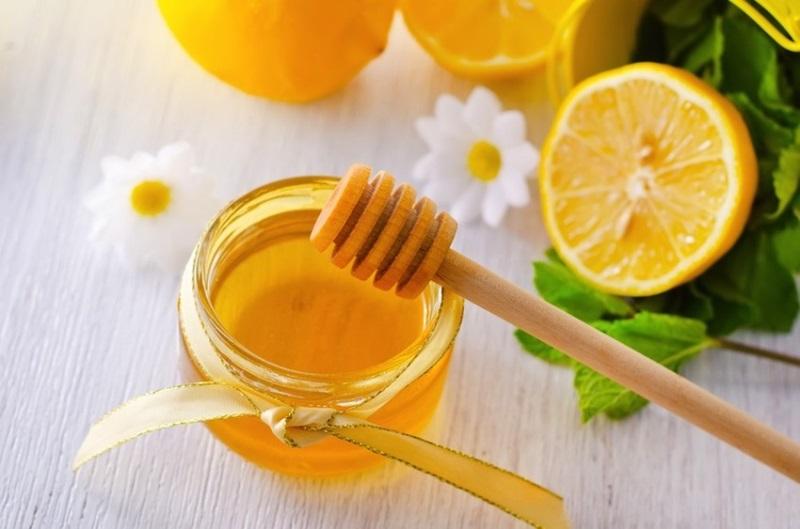 Trắng da từ mật ong và nước chanh đa dạng công thức thực hiện