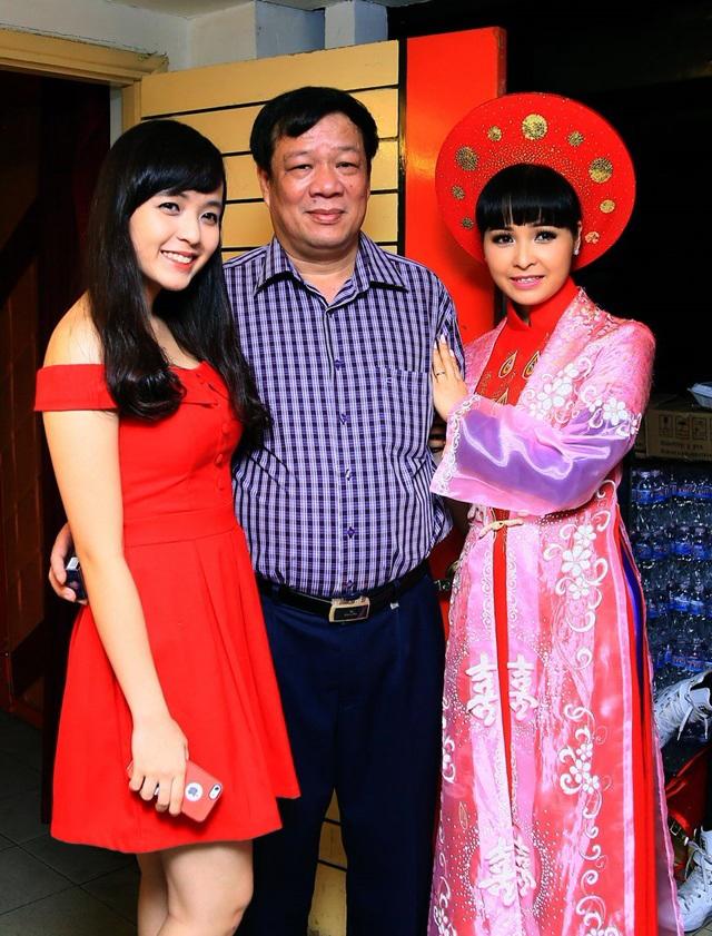 Cuộc sống của những gia đình đông con nhất showbiz Việt - Ảnh 6