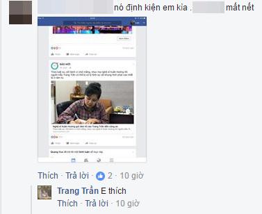 Trang Trần xúc phạm nghệ sĩ Xuân Hương: cả showbiz im lặng khó hiểu