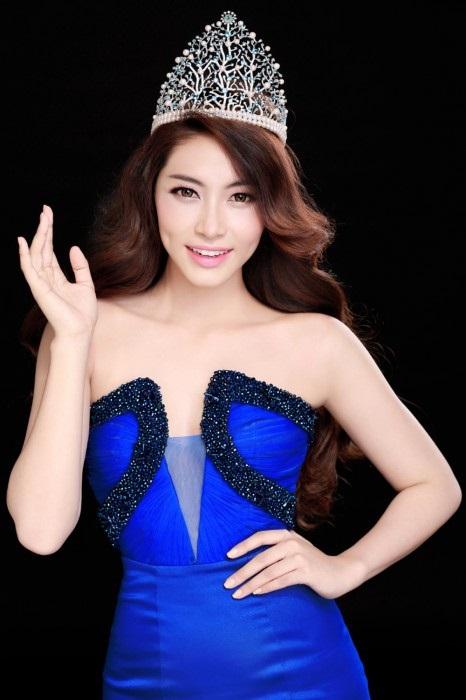 Đặng Thu Thảo tuyên bố từ bỏ vương miện Hoa hậu Đại dương 2014
