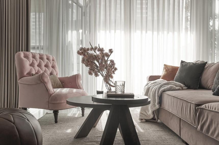 Căn hộ sắc hồng lãng mạn 170 m2 tại TP Thủ Đức - Ảnh 2