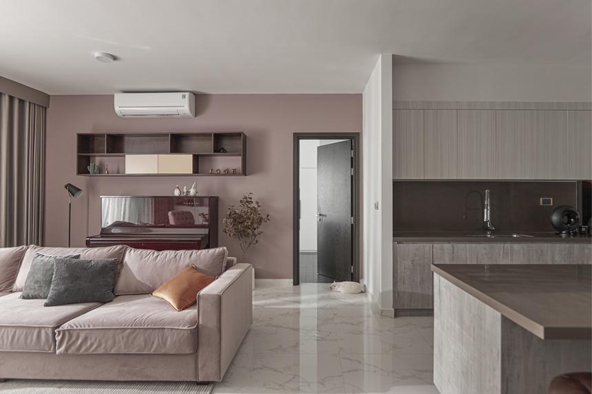 Căn hộ sắc hồng lãng mạn 170 m2 tại TP Thủ Đức - Ảnh 4
