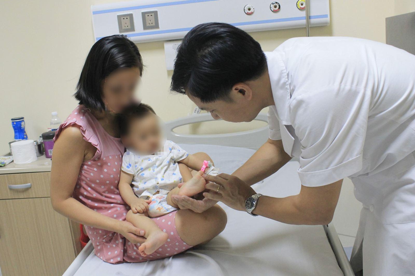 28 quận, huyện của Hà Nội đã xuất hiện dịch tay chân miệng - Ảnh 1