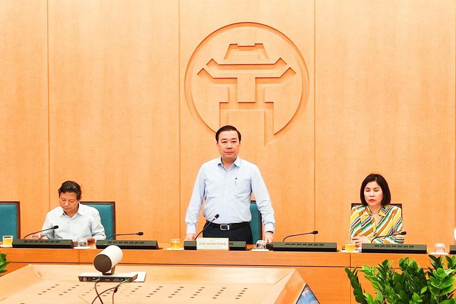 Hà Nội: Đăng ký mua vắc xin COVID-19, tiêm cho toàn bộ người dân thành phố - Ảnh 1