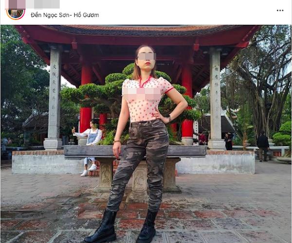 Người phụ nữ thả rông ngực ở Sài Gòn: 'Tôi cho rằng ngực là bộ phận đáng được thể hiện ở nơi công cộng' - Ảnh 4