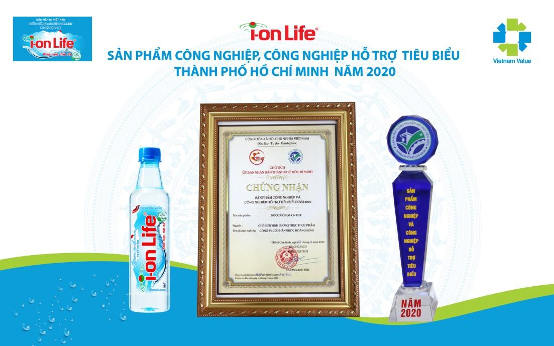 I-on Life - Sản phẩm công nghiệp, công nghiệp hỗ trợ tiêu biểu TP.HCM năm 2020 - Ảnh 3