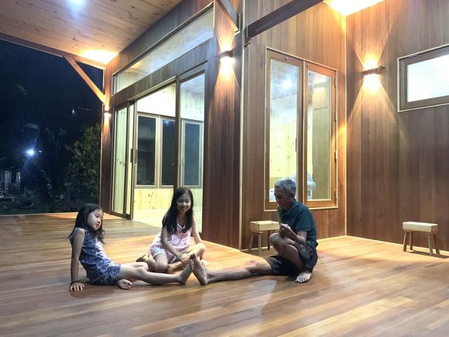 Nhà vườn 'đổi gió' rộng 4.000m2 của ông bố Sài Gòn dành tặng vợ con - Ảnh 5
