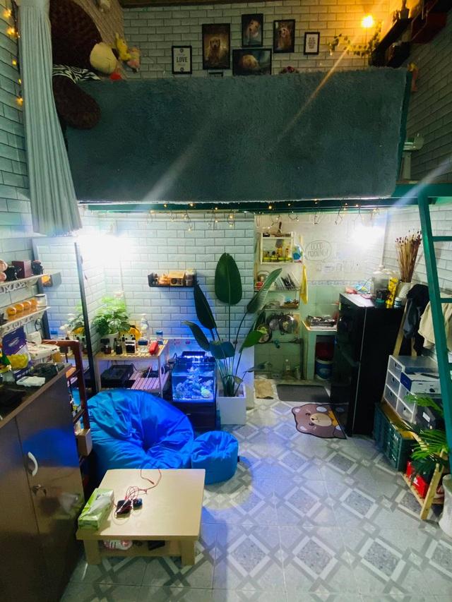 Thuê căn phòng trọ cũ, 9x Sài Gòn gây bất ngờ với màn lột xác ngoạn mục - Ảnh 4