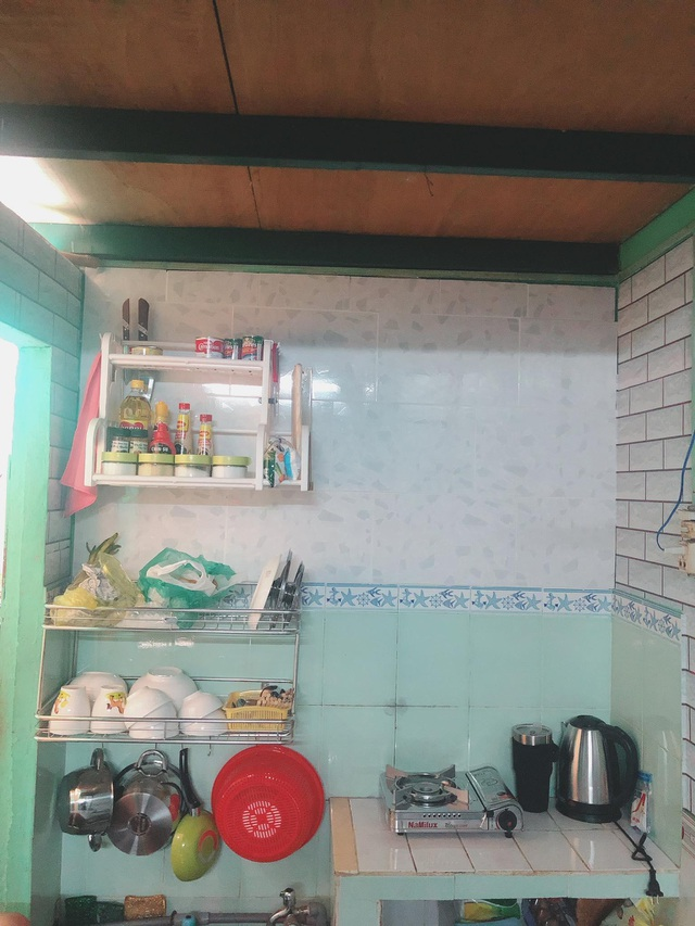 Thuê căn phòng trọ cũ, 9x Sài Gòn gây bất ngờ với màn lột xác ngoạn mục - Ảnh 6
