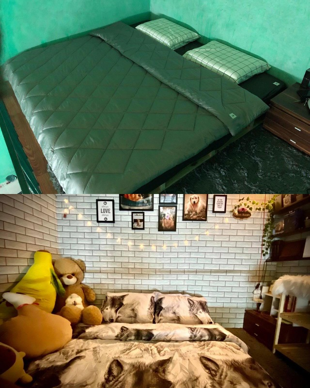 Thuê căn phòng trọ cũ, 9x Sài Gòn gây bất ngờ với màn lột xác ngoạn mục - Ảnh 7