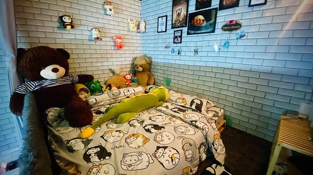 Thuê căn phòng trọ cũ, 9x Sài Gòn gây bất ngờ với màn lột xác ngoạn mục - Ảnh 8