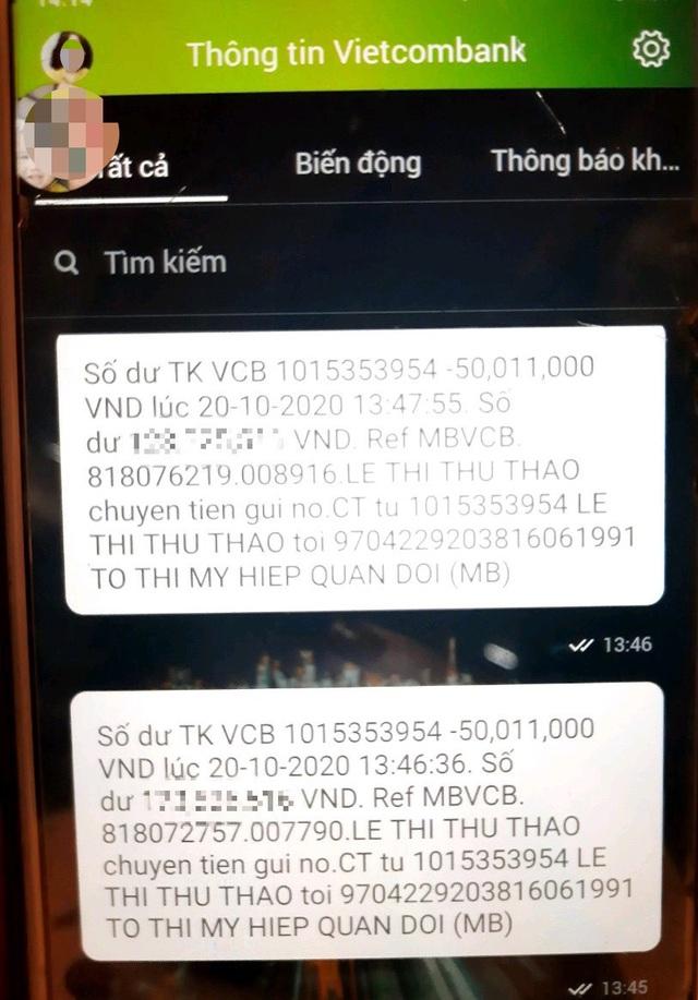 """""""Góa phụ Rào Trăng 3"""" bị đối tượng xấu chiếm đoạt 100 triệu đồng - Ảnh 1"""