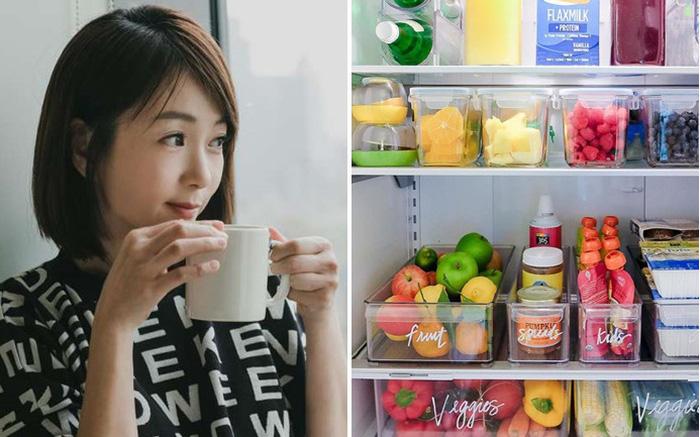 3 bước làm giàu cho gia đình từ chiếc tủ lạnh - Ảnh 1