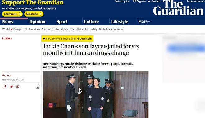 Những scandal của sao Hoa ngữ gây chấn động truyền thông thế giới - Ảnh 4