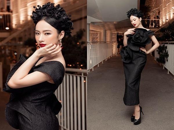 Sao đẹp tuần qua: Angela Phương Trinh tái xuất thảm đỏ sau một thời gian dài vắng bóng - Ảnh 1