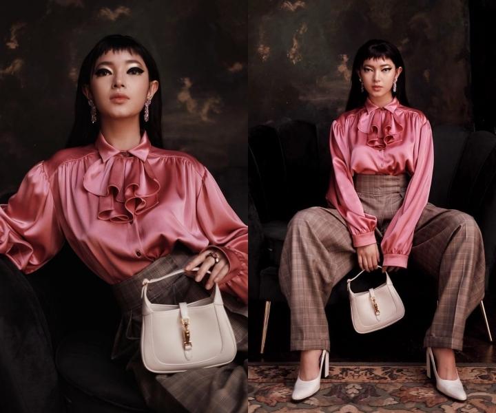 Sao đẹp tuần qua: Angela Phương Trinh tái xuất thảm đỏ sau một thời gian dài vắng bóng - Ảnh 2