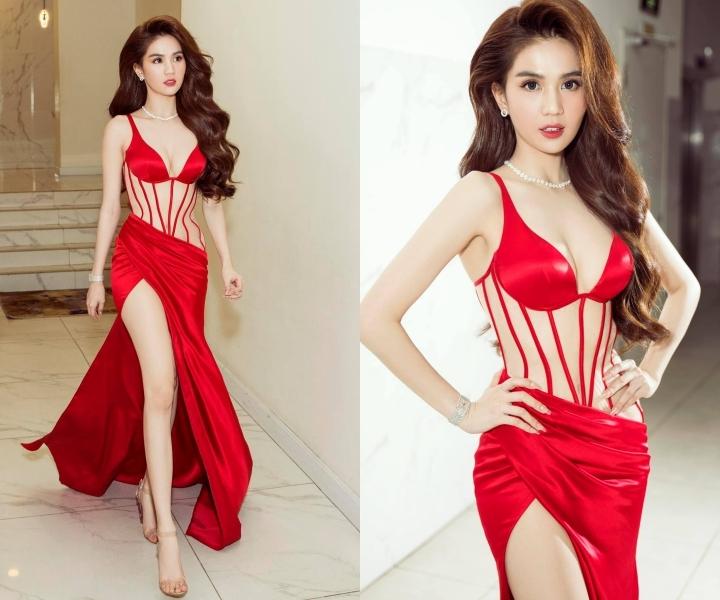 Sao đẹp tuần qua: Angela Phương Trinh tái xuất thảm đỏ sau một thời gian dài vắng bóng - Ảnh 3