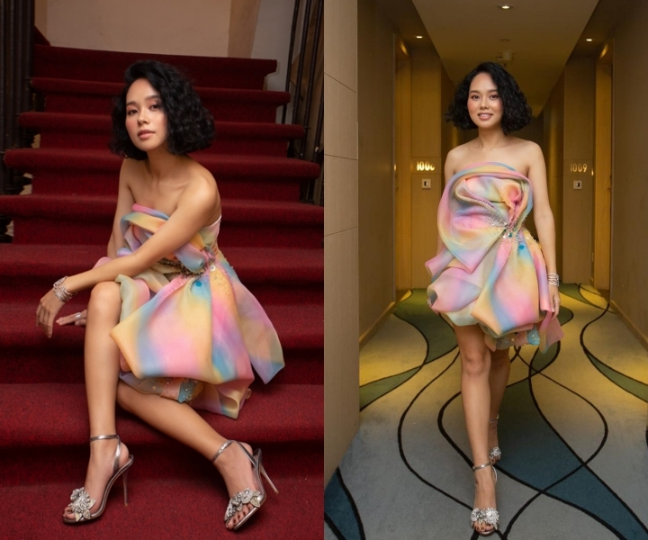 Sao đẹp tuần qua: Angela Phương Trinh tái xuất thảm đỏ sau một thời gian dài vắng bóng - Ảnh 5