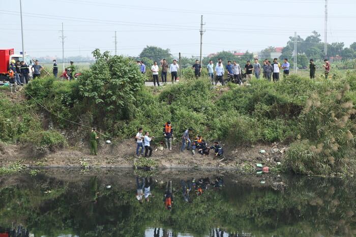 Nữ sinh học viện Ngân hàng xin 'tha cho em' nhưng vẫn bị nghi phạm dìm xuống sông Nhuệ - Ảnh 2