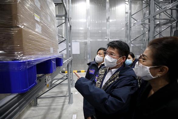 Hành trình đưa 117.600 liều vắc xin về Việt Nam - Ảnh 1