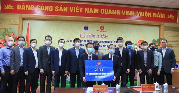 Mỗi liều vắcxin COVIVAC của Việt Nam không quá 60 ngàn đồng - Ảnh 1